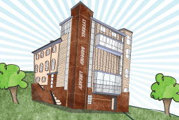 Bargoed Library