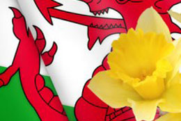 Welsh dragon