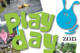National Play day Caerphilly 2013