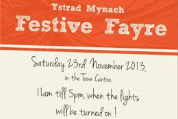 Ystrad Mynach Festive Fayre