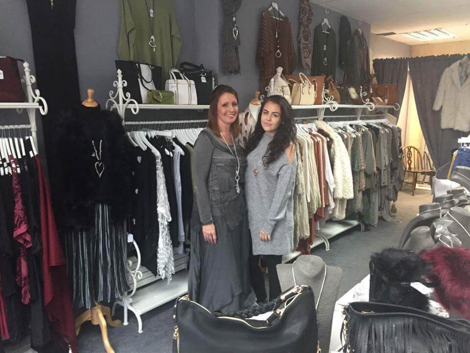 Betty's Boutique - Nicola and Molly Page